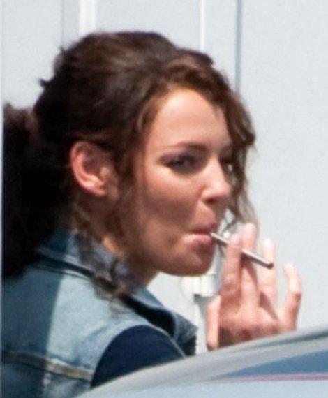 filme zigarette am nippel